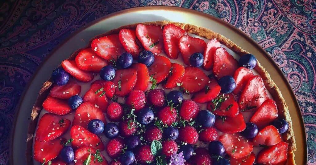 tarte aux fraises fb