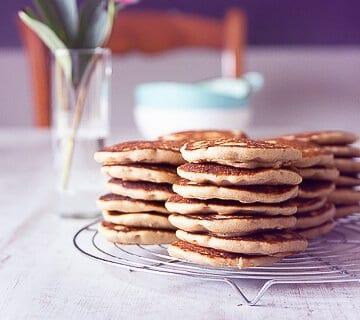 les pancakes sur recettes-vegan.fr